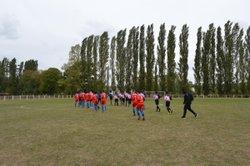 22/09/2018 - U17 : CTE FC - IEC - CHATEAU THIERRY ETAMPES FOOTBALL CLUB