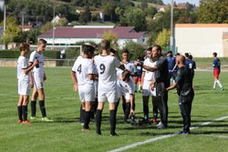 U17 vs Olympique Villefontaine - CVL 38 FOOTBALL CLUB