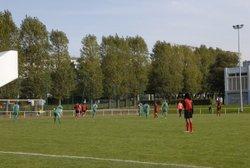 2ème match saison 2015-2016 (04.10.2015):  DAC vs FC Flocques - Dieppe Athletic Club