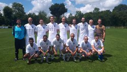 Equipe Finale coupe d'ille et vilaine 2018 - Durand Peinture FOOT