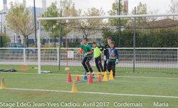 STAGE EdeG Avril 2017 : Jeudi 13 Matin Lot-2 - Ecole de gardien de but Jean-Yves Cadiou