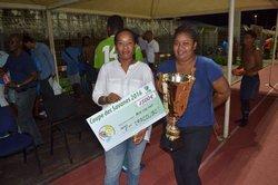 finaliste de la coupe des savanes - Etoile Filante IRACOUBO