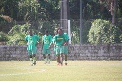 Dernier Match de la saison 2014-2015 face à Matoury - Etoile Filante IRACOUBO