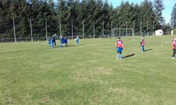un samedi de foot avec les U9 et les U13 - Entente Football Châtaigneraie Veinazes