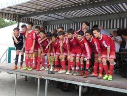 Toutes les images du 16ème tournoi U15 de la Châtaigneraie - Entente Football Châtaigneraie Veinazes