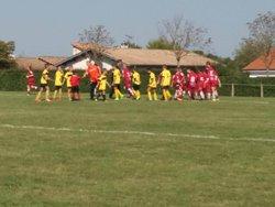 14-10-17 U13 Equipe 1 - Plateau Niveau 1 de St Sardos - Ecole de Football des Deux Rives 82