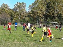 07-10-17 Plateau U13 à Moissac - Ecole de Football des Deux Rives 82
