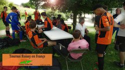 Tournoi Roissy En France le Samedi 02 Juin 2018. - FONTENAY EN PARISIS FC - Erwan75.Footeo.com