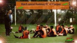 Match Amical Fontenay Football Club vs Viarmes le 07 Octobre 2017 - FONTENAY EN PARISIS FC - Erwan75.Footeo.com