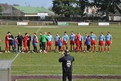 Coupe du cher 8ème de finale  AUBIGNY-ES BRECY   4-1     le 19-02-17 - Etoile Sportive BRECY