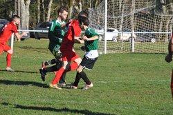 16ème de finale Coupe Guéritat   ES BRECY-LA SEPTAINE  2-2 (4-3 aux TAB) - Etoile Sportive BRECY