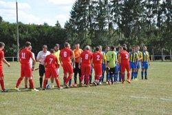 3ème division  ES BRECY (1) -AS LERE   7-2           le 03-09-17 - Etoile Sportive BRECY