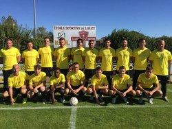 COUPE DE FRANCE 2019 ES-LOUZY-POITIERS FC - ETOILE SPORTIVE DE LOUZY