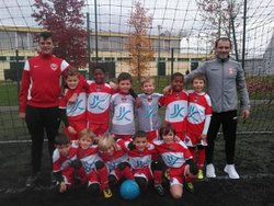 PHOTOS DE L EQUIPE U8 U9 MAINTENON ESMP - ENTENTE SPORTIVE MAINTENON PIERRES