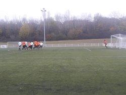 20/11/17 : ESSP Seniors 2 contre FC Gerland - ES ST PRIEST