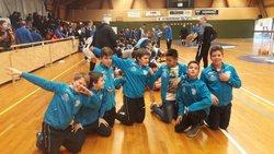 TOURNOI EN SALLE U13 A JOIGNY 2017 - E.S.APPOIGNY