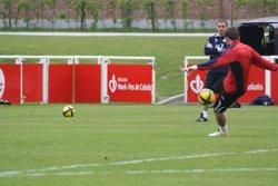 Entrainement LOSC (2010) - Entente Sportive Aumaloise Football