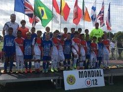 Tournoi du Mans - Mondial U12 - Etoile sportive de Bully-les-Mines