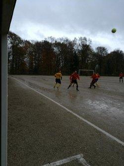 Victoire 3-0 à Perrousedans des conditions extrêmes - Etoile Sportive Combeaufontaine Lavoncourt Laitre