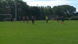 GJ U18 Féminine contre ESsard/St George Victoire 12 à 0 - Entente Sportive du Château d'Olonne