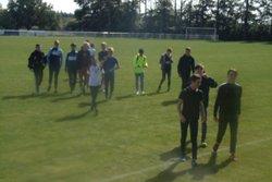 GJ U18 contre Hermenault défaite 7 à 0 - Entente Sportive du Château d'Olonne