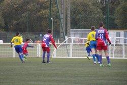 GJ U15 contre Landeronde , Victoire 12 à 0 - Entente Sportive du Château d'Olonne