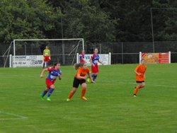 Journée de Reprise U14 Féminine aux Clouzeaux - Entente Sportive du Château d'Olonne