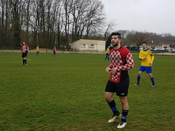 ESCV - LES ECRENNES CHAMPIONNAT 19 MARS 2017 - ES Cesson Vert St Denis CDM