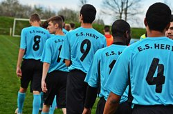 U18 Héry - Tonnerre (1-0) Match en retard du championnat (11/04/18) - Etoile Sportive d'Héry