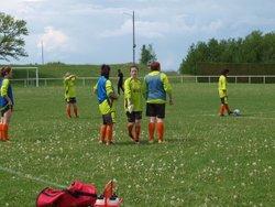 2018-05-08 ESHF - Noirétable victoire 6-2 de nos féminines - Entente Sportive Haut Forez