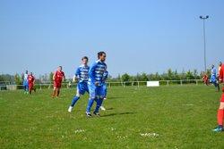 Match de championnat Bréauté contre 1A - ES SAINT-ANTOINE