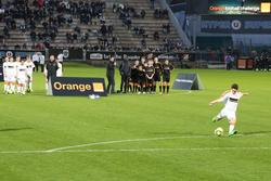 U15-ESL- Mi-temps SCO/Ajaccio - Entente Sportive du Layon