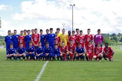 U15  Finale contre AS Moulins 11.06.2016 - ES Vernetoise