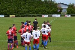 Match U17 gagné contre Montbron 3-2 - ENTENTE SPORTIVE MARCHOISE