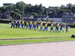 Coupe Gambardella ESMC face l'AS POTIGNY-VILLERS - Entente Sportive Municipale Condéenne