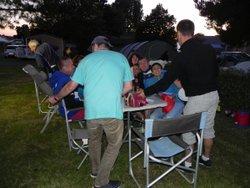 Tournoi SARTILLY : Catégorie U13, tout le monde au campement !!! - Entente Sportive Municipale Condéenne