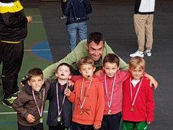 Nos U7  au tournoi de Pontonx ! - Espérance de Oeyreluy