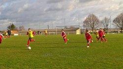 U13 équipe 2 - 14 janvier 2017 Stade Veillon - ESPOIR MAIXENTAIS FOOTBALL
