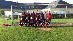 Notre équipe Seniors Matin 2ème Série en championnat à Vieux manoir - Etoile Sportive Saint Aubin Celloville / Belbeuf