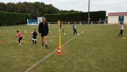journée découverte école de foot - Etoile sportive Saint Just Luzac