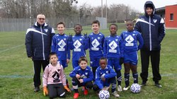 Equipe U11 - 2 - Etoile Moulins Yzeure Football