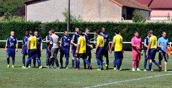 Coupe de France 1er tour : Victoire  des Etoilistes à Varennes-sur-Tèche. - Etoile Moulins Yzeure Football