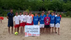 Beach soccer - LA FRANCE D'AIZENAY FOOTBALL