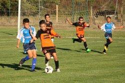 13/09/2017 FAC U13-3 / TREBES match amical - FA Carcassonne