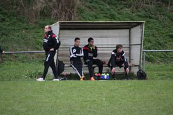 14/12/2014 - AS Aguessac I vs FCAG I (Champ.) - FC Agen-Gages