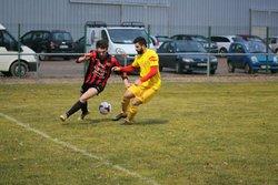 14/02/2015 - US Espalion I vs FCAG I (Championnat) /// P. Robert. - FC Agen-Gages