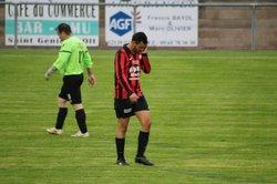 22/08/2014 - AS St-Geniez I vs FCAG I (Coupe de France) - FC Agen-Gages