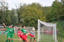 28/09/2014 - FCAG I vs Lalbenque Fontane I (Coupe de France) - FC Agen-Gages