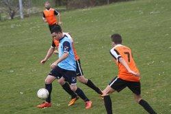 amou/st geours victoire 4 à 1 - F.C Amollois