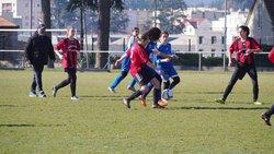 FCA (Féminines) 1-3 Sarras (19/02/2017) - Football Club Annonay